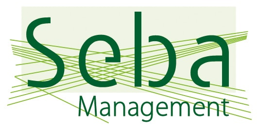 Logo til Seba Management AS